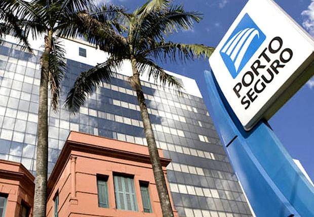 Sede da seguradora Porto Seguro em São Paulo (Foto: Divulgação)