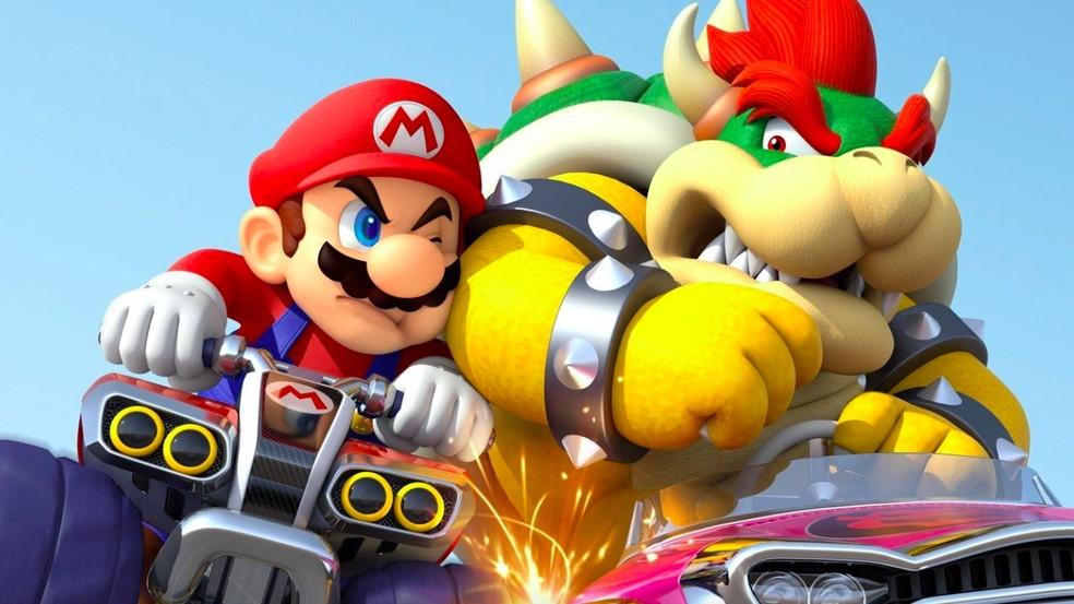 Mario Kart Tour chega para celulares — Foto: Divulgação/Nintendo