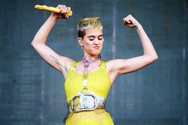 A cantora Katy Perry (Foto: Getty Images)