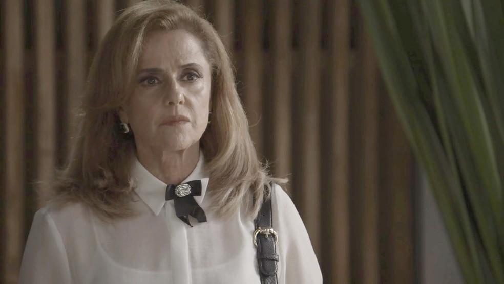 Sophia ameaça Clara (Foto: TV Globo)