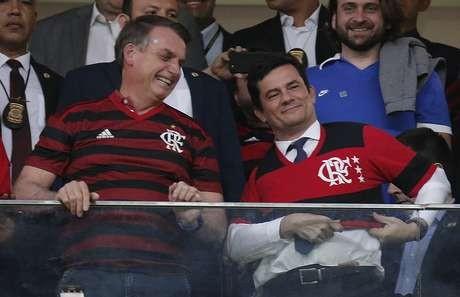 Moro veste o figurino que Bolsonaro mandar para se manter ministro