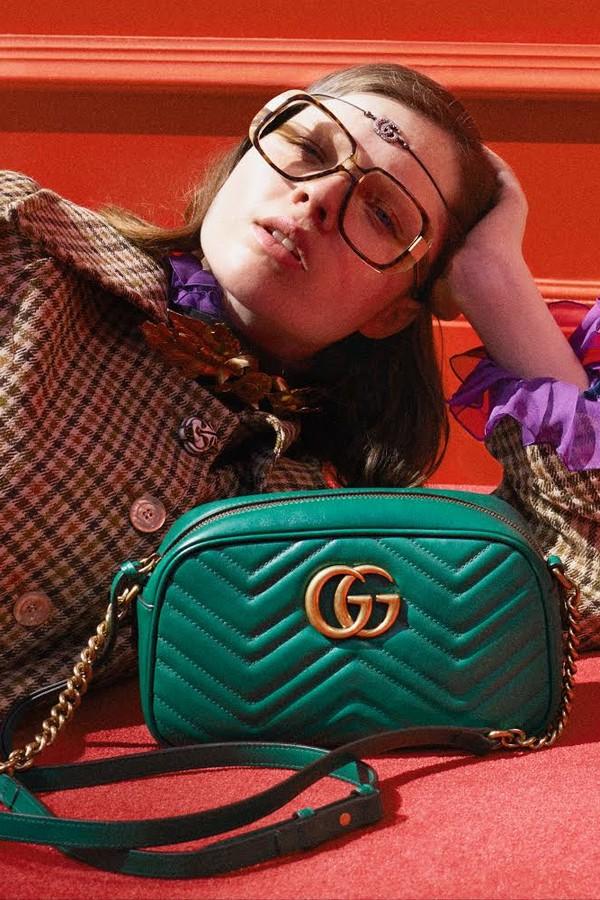A bolsa Marmont, da Gucci (Foto: Divulgação)