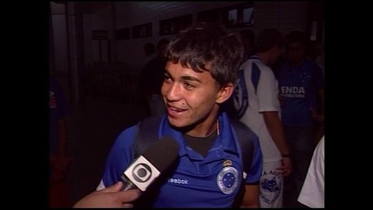 """""""Baú do bem"""" relembra início de Dudu e parceria com Roger Flores no Cruzeiro"""