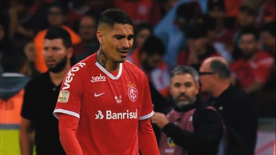 Veja imagens inéditas da frustração de Guerrero e da comemoração do Athletico