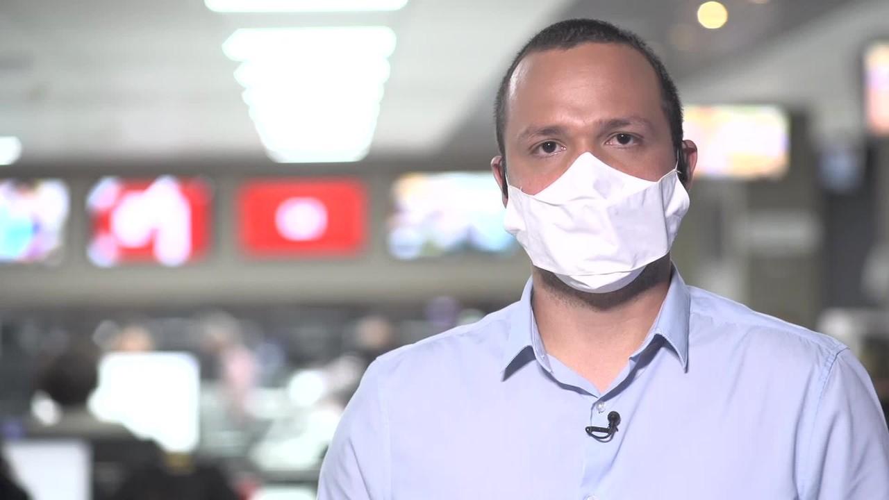 G1 em 1 Minuto: Auditoria aponta irregularidades em contrato de hospital de campanha no DF