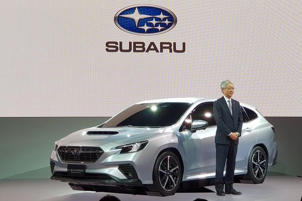 Subaru Levorg  (Foto: Ulisses Cavalcante/Autoesporte)