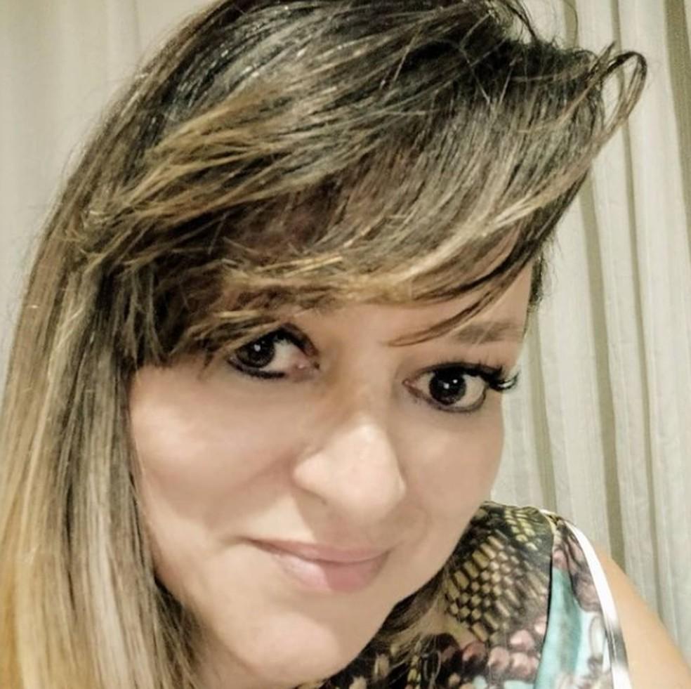 Karla Regina Vieira Pucci Guimarães foi encontrada morta neste domingo (23), no Paranoá (DF) — Foto: Arquivo pessoal