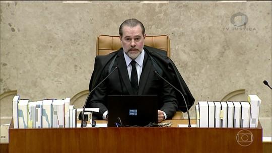 Dias Toffoli prorroga inquérito que investiga ofensas à corte por mais 90 dias