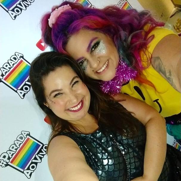 Mariana Xavier e Maíra Medeiros (Foto: Instagram/Reprodução)