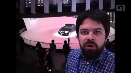 CEO da BMW desmaia no salão; marca fará novo X1 no Brasil em 2016