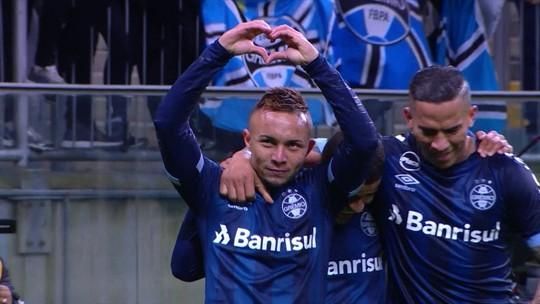 Turbinado por Tite, Everton devolve poder de fogo ao Grêmio em decisão contra o Fla