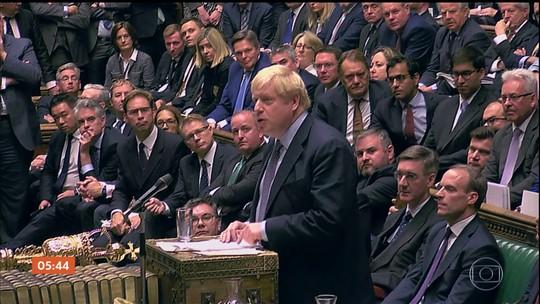 Governo britânico insiste em deixar a UE em 31 de outubro
