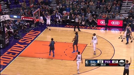 Melhores momentos: Suns 99 x 89 Mavericks pela NBA