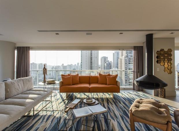 3a57e0ede Apartamento masculino tem cores claras