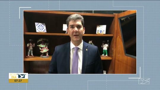 Deputado Eduardo Braide assume liderança do Podemos no Maranhão