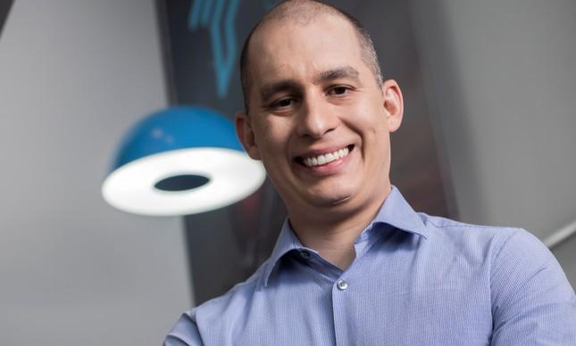 Fabian Valverde, CEO da Paketá
