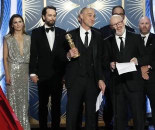 Equipe de 'The americans' no Globo de Ouro | Reuters