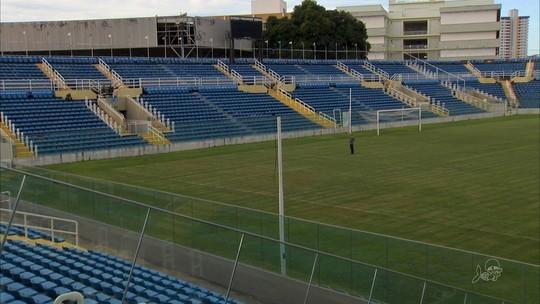 Estádio Presidente Vargas deve ser entregue na próxima semana