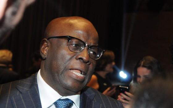 O ex-ministro do STF Joaquim Barbosa (Foto: Silvia Costanti/Valor / Agência O Globo)