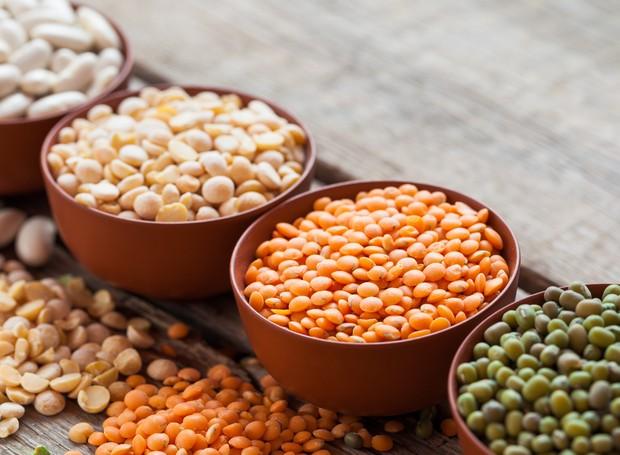 Quanto tempo os grãos devem ficar de molho (Foto: Thinkstock)