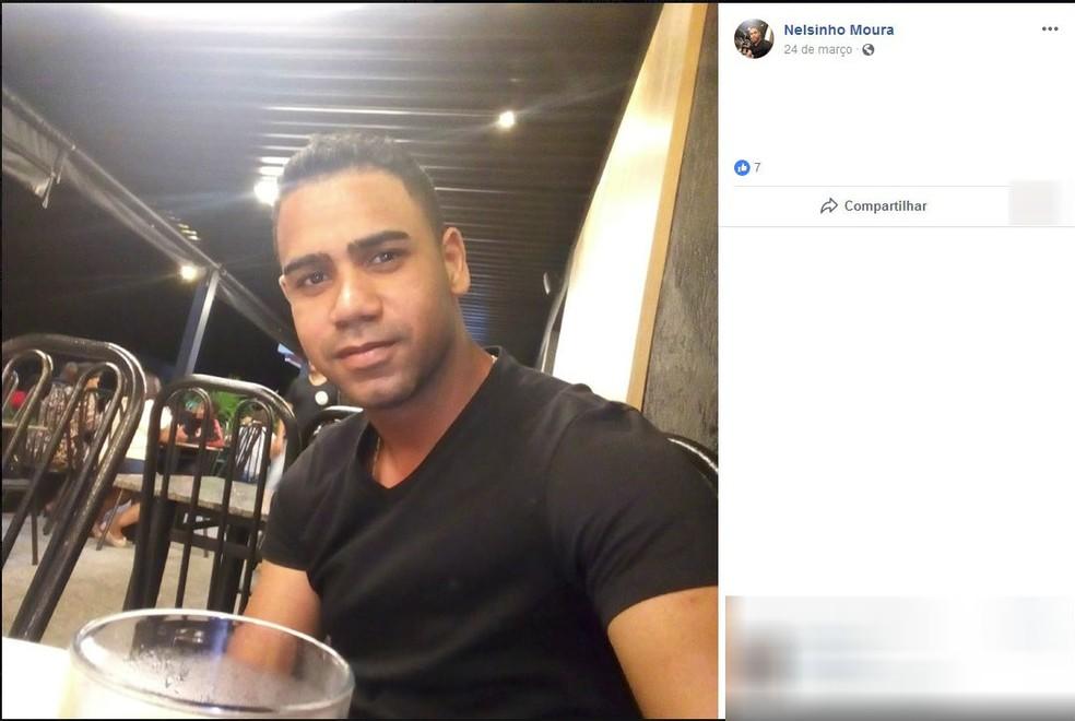 Nelson Brito de Moura morreu depois de cair ao tentar pegar pipa em Marília (Foto: Reprodução/Facebook)