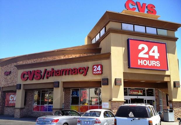 Rede de farmácias CVS (Foto: Reprodução/YouTube)