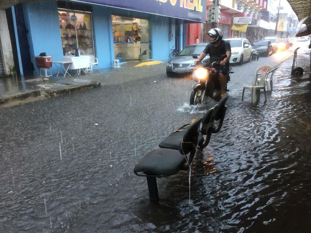 Chuvas em maio no AP podem chegar a 550 milímetros; será a maior média em 2019 - Noticias