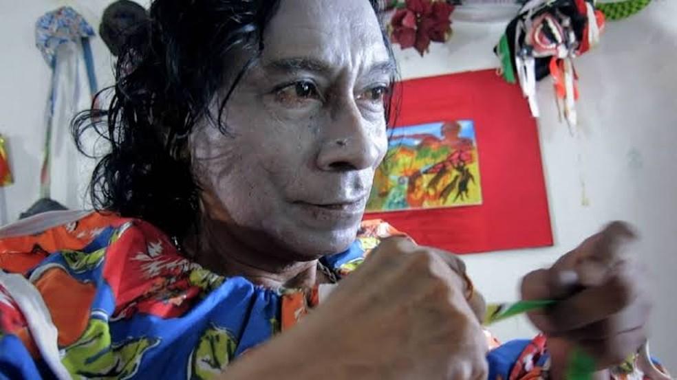 Ciro Falcão foi um grande artista plástico maranhense e faleceu aos 67 anos — Foto: Pigmum Blog