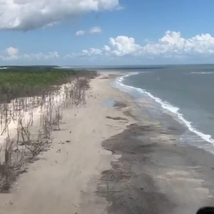 Após 13 dias, CTA inicia buscas em alto mar por pescadores desaparecidos em Raposa, no MA