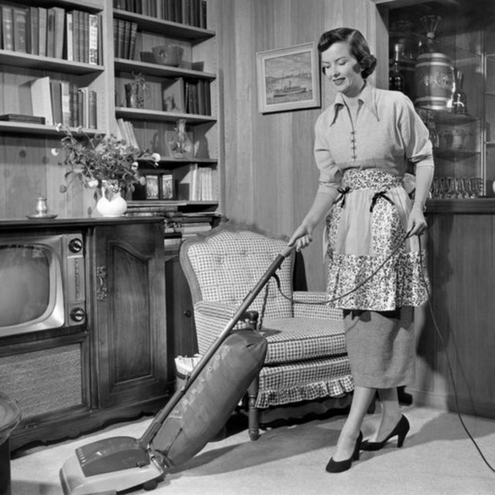 'É uma daquelas mulheres que lutaram por seus objetivos quando a sociedade exigia que ficassem em casa', diz a física Louise Giansante — Foto: Getty Images via BBC