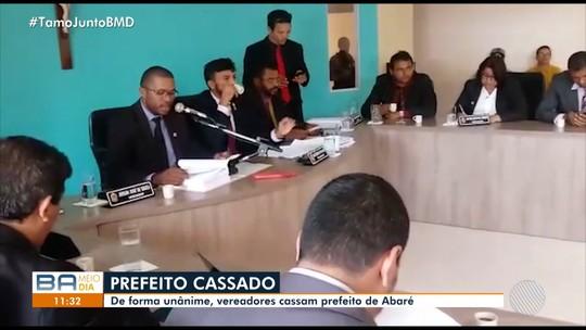 Prefeito de Abaré tem mandato cassado após manter aluguel de prédio abandonado por mais de 1 ano