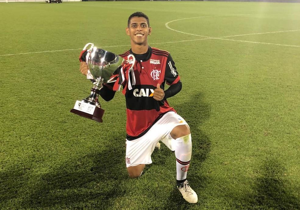 Ítalo vai fazer parte do time sub-20 em 2019 — Foto: Arquivo Pessoal