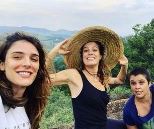 Rafa Brites e as irmãs | reprodução/ Instagram