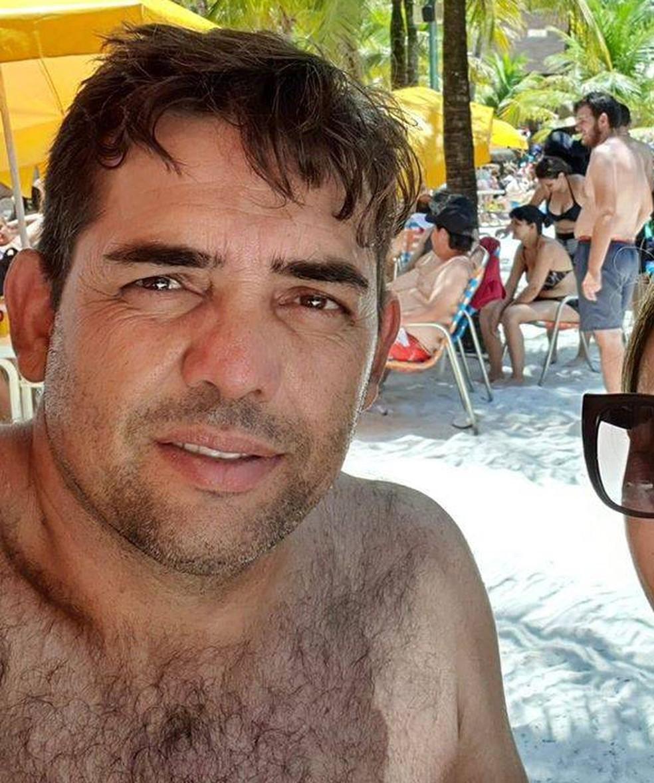 Advogado Milton Queiroz Lopes, de 51 anos, foi assassinado em Juara — Foto: Facebook/Reprodução