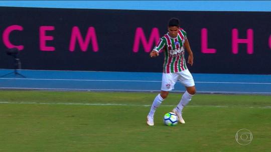 Igor Julião tenta reconquistar torcedores contra o Palmeiras