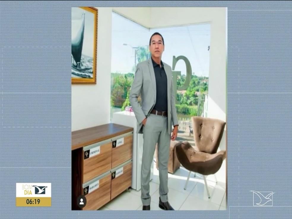 Jaime Pereira tinha um canal no Youtube onde ele dava dicas sobre os direitos do consumidor — Foto: Reprodução/TV Mirante