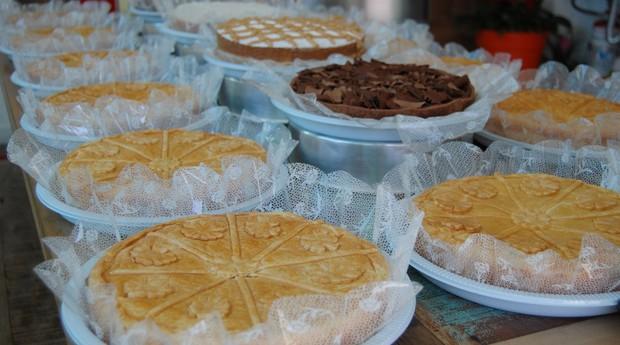 A empresária faz tortas salgadas e doces (Foto: Divulgação)