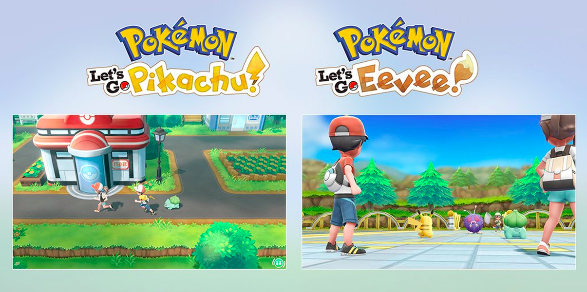 Pokémon Let's Go | Jogos | Download | TechTudo