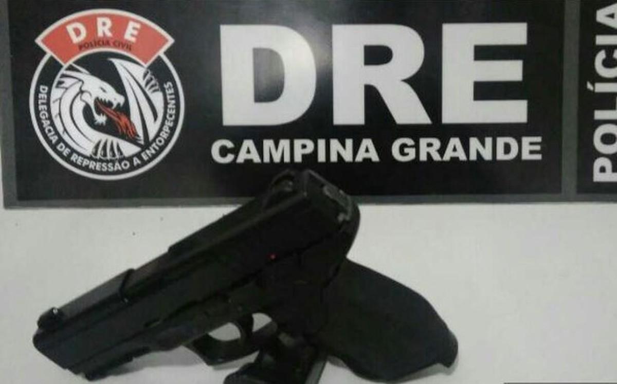 Suspeito de roubar 45 celulares e R$50 mil de loja no RN é preso em Campina Grande