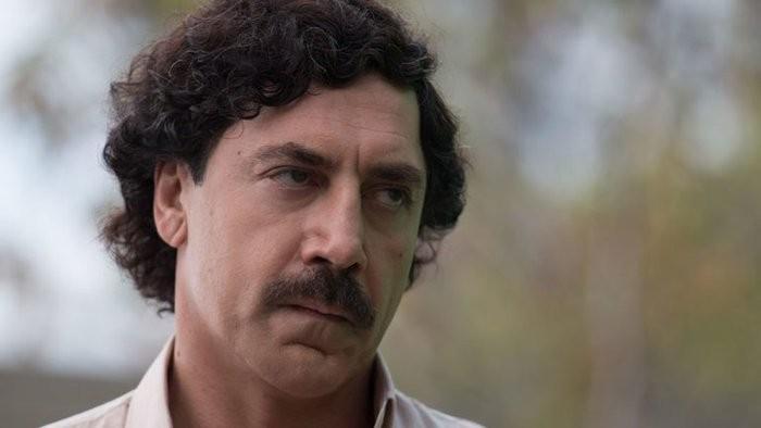 Javier Bardem como Pablo Escobar:  (Foto: Reprodução/Youtube)