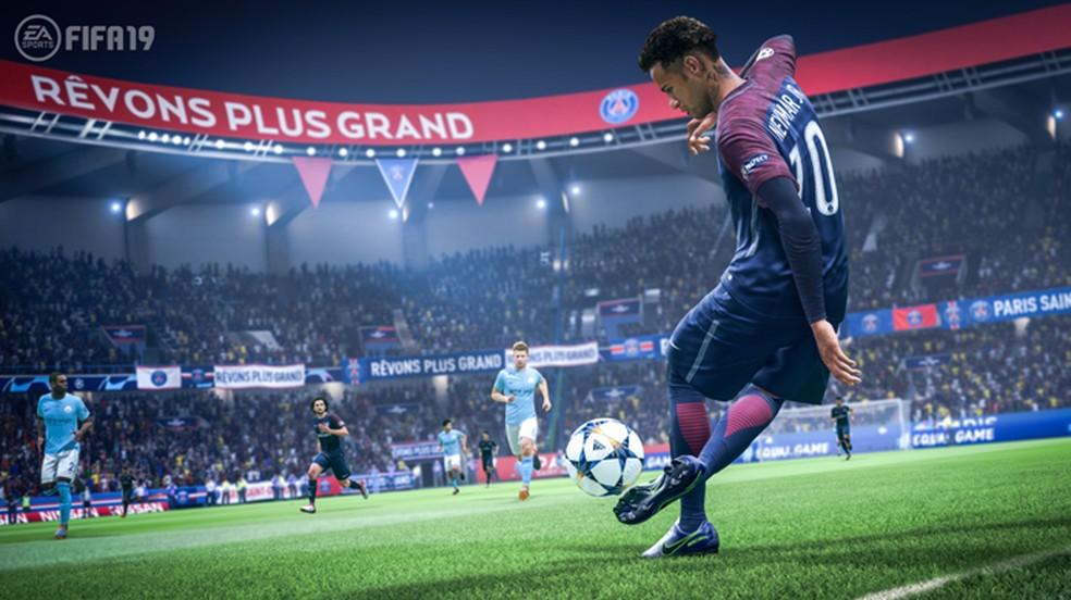 FIFA 20 revela alguns de seus primeiros detalhes e melhorias em relação ao FIFA 19 — Foto: Divulgação/Electronic Arts