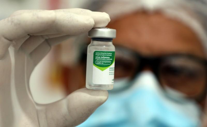 Curitiba amplia vacinação contra a gripe para toda a população