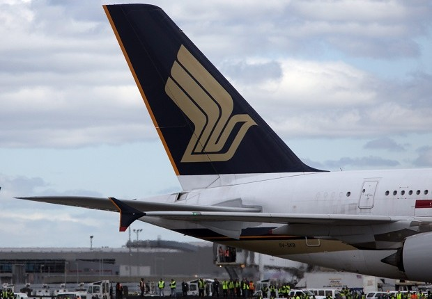 Singapore Airlines (Foto: Allison Joyce/Getty Images)