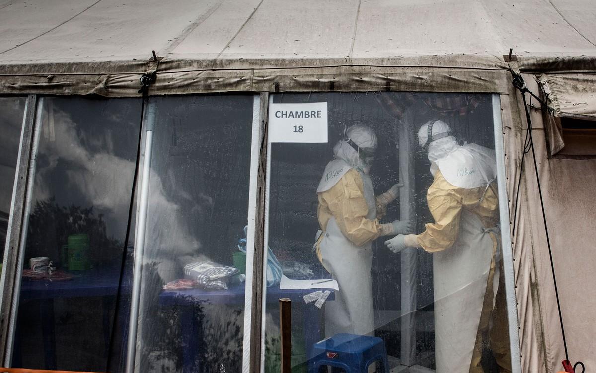 Ebola se espalha pelo oeste da República Democrática do Congo com quase 50 casos, diz OMS – G1