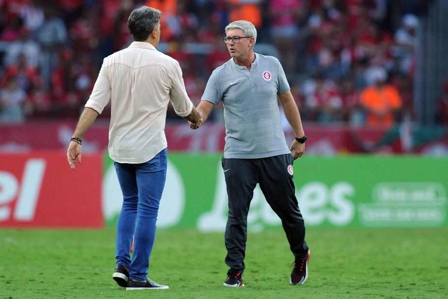 O que Renato e Odair podem aprontar no Gre-Nal que decide o Gauchão? Comentaristas opinam