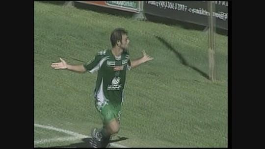 2009: Chapecoense goleia o Avaí