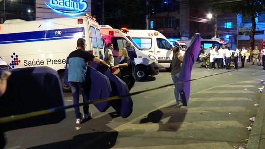Olhar Em Pauta: corrente de solidariedade socorreu pacientes de hospital incendiado