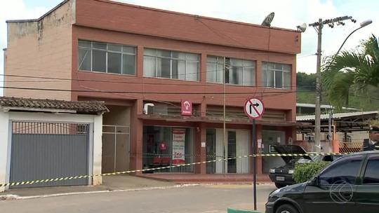 Criminosos tentaram explodir caixa eletrônico em Dores do Turvo