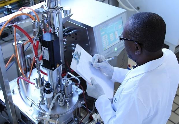 Laboratório do IPT (Foto: Divulgação)