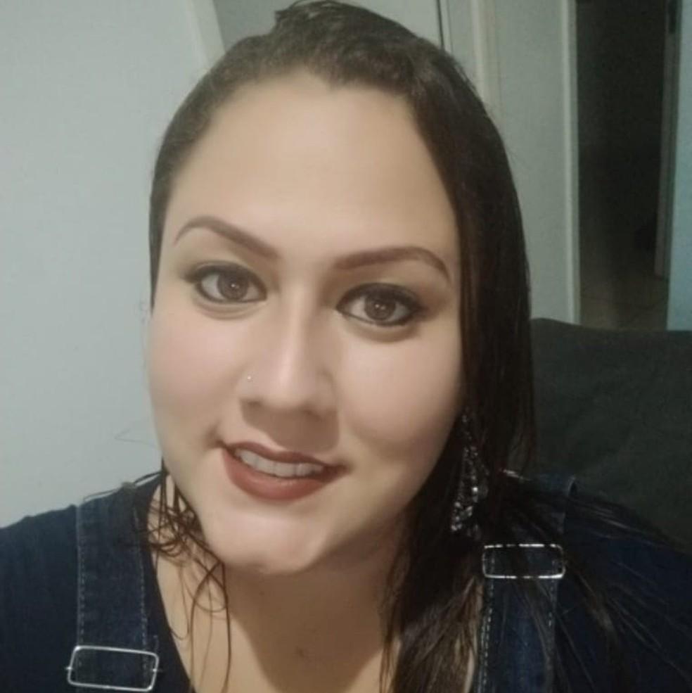 Camila Vergueiro morreu em acidente entre ônibus e caminhão em Taguaí  Foto: Arquivo Pessoal